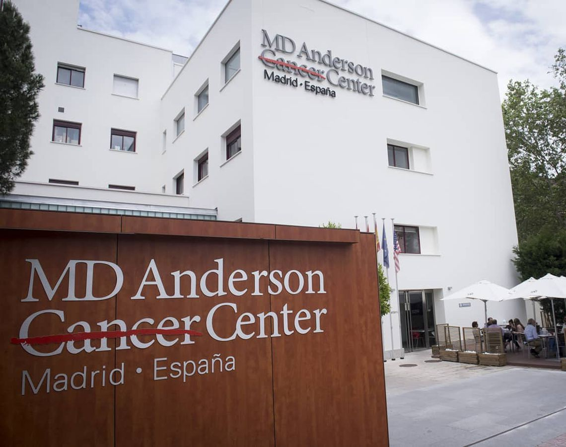 MD Anderson Madrid