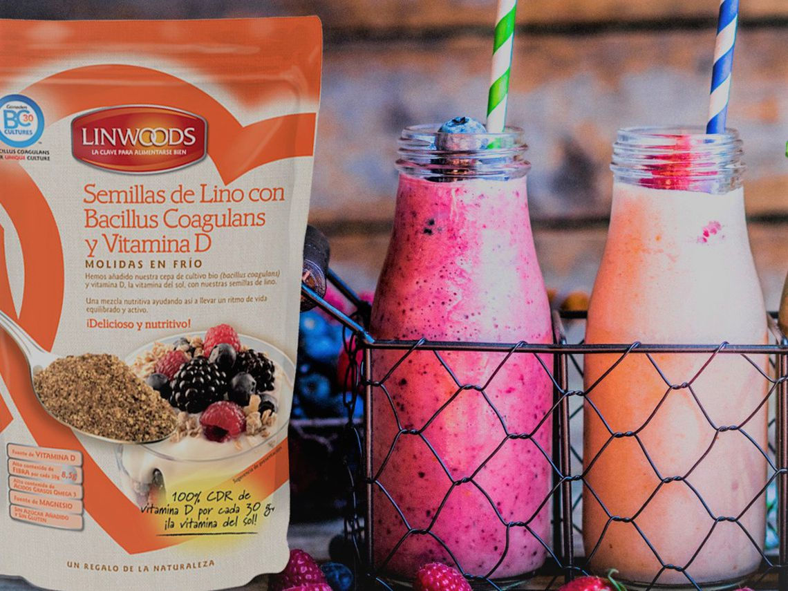 smoothie Linwoods