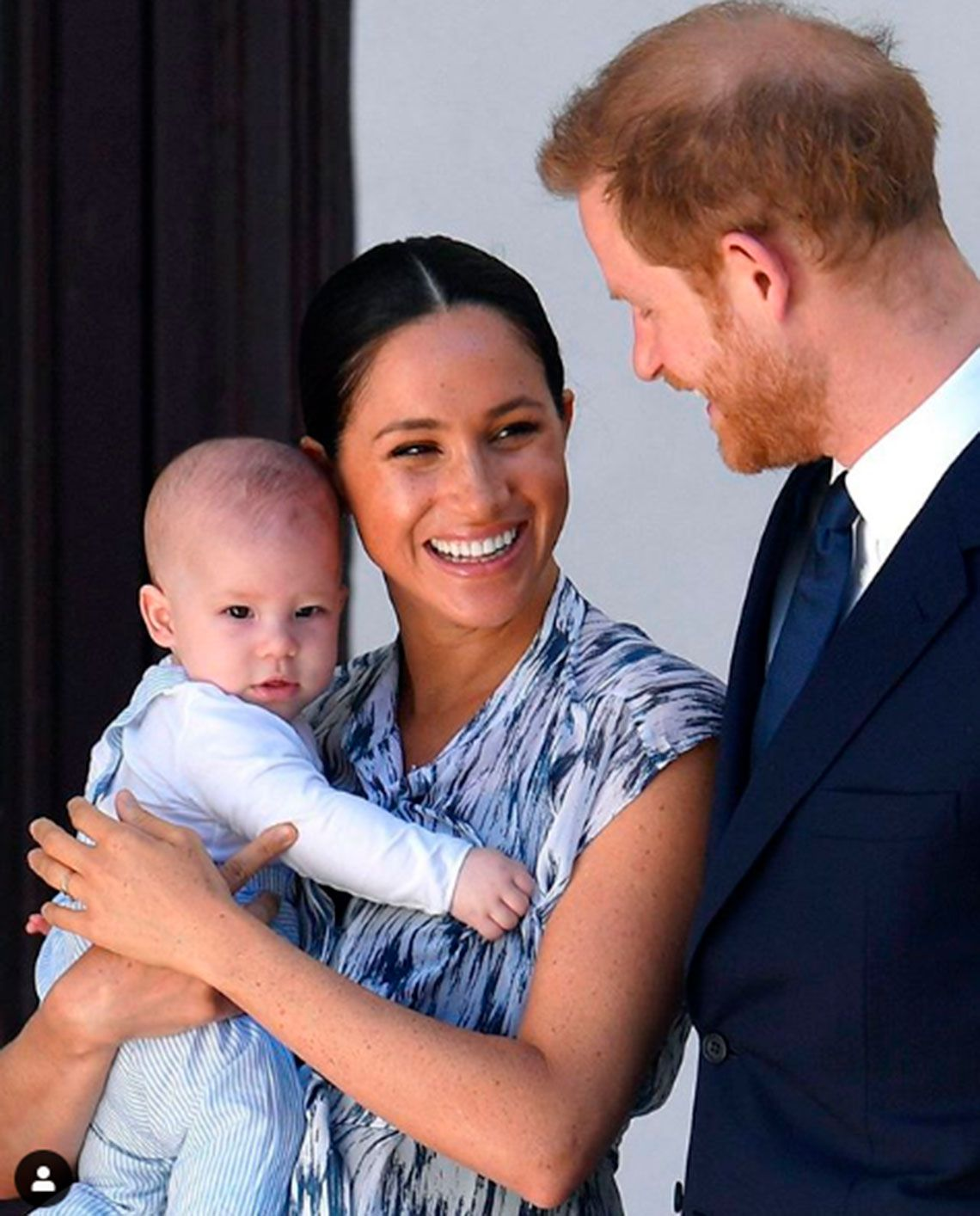 Meghan Markle, Harry, Archie
