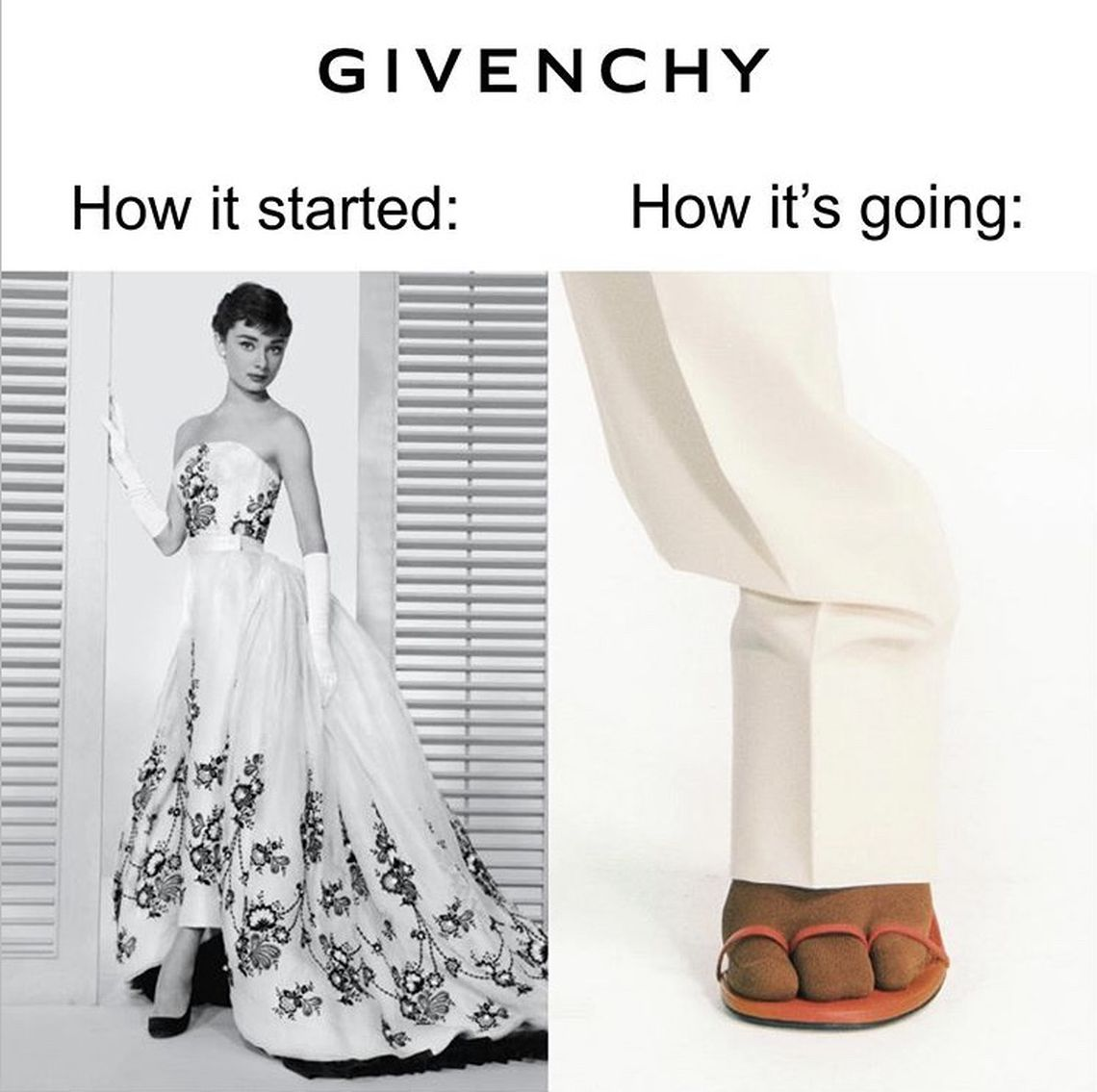 Givenchy Audrey