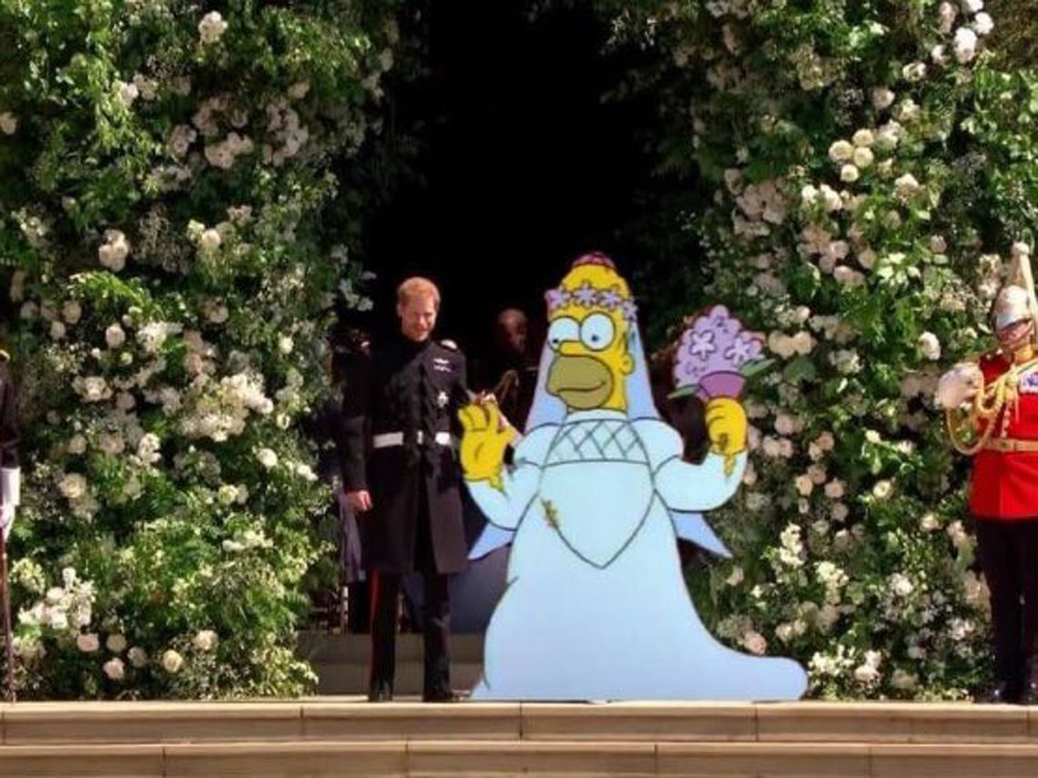 Boda harry y Meghan