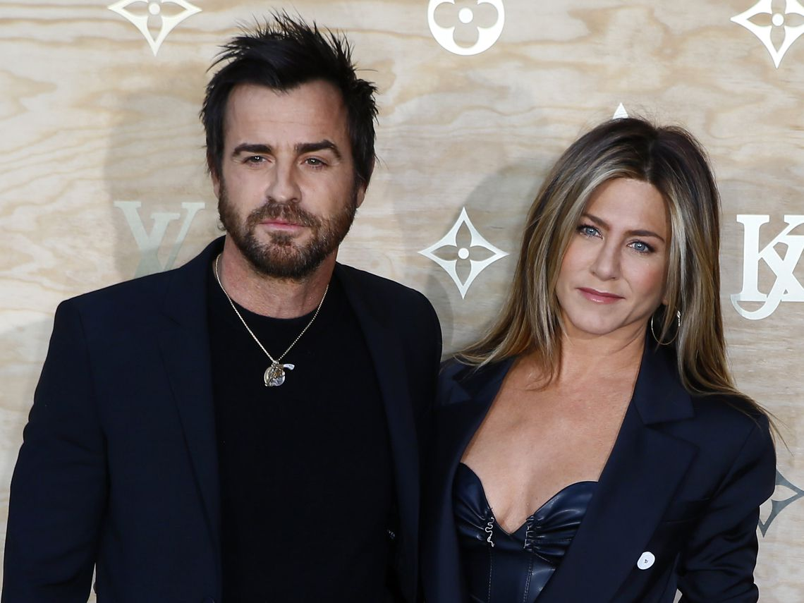 Jennifer Aniston y su ex