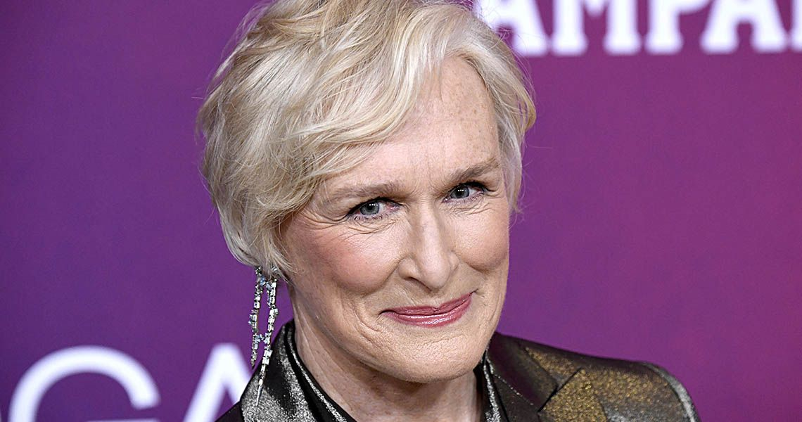 glenn close oscar