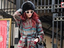 Los looks de street style de la Madrid Fashion Week