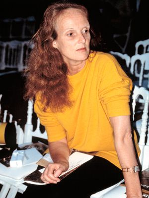 Grace Coddington, relevada