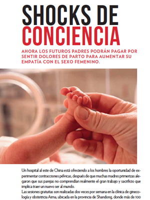 Shocks de conciencia