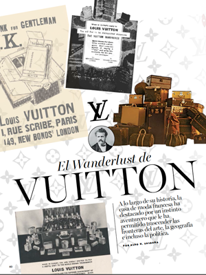 La historia de Louis Vuitton