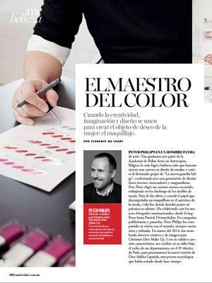 Peter Philips, el maestro del color