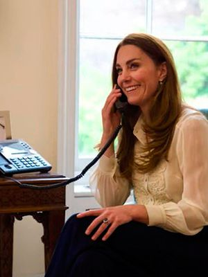 Kate Middleton look compromiso