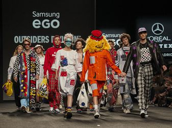 Outsiders Division, ganadores del Mercedes Benz Fashion Talent