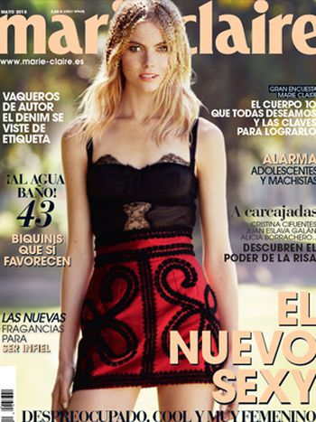 Marie Claire mayo 2015