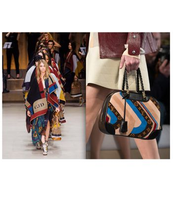 Burberry Prorsum y Louis Vuitton O/I 2014-15