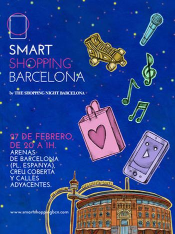 Smart Shopping Barcelona 2014
