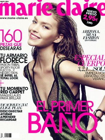Marie Claire mayo