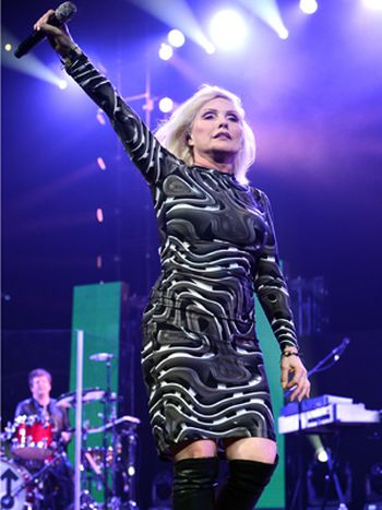 Deborah Harry, Blondie