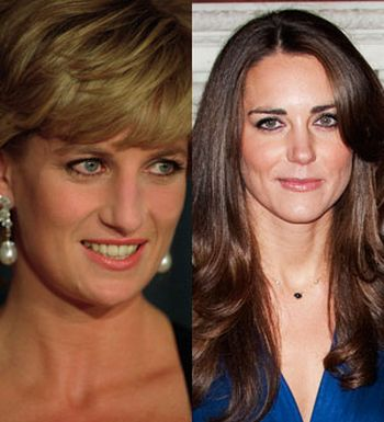 Kate Vs Lady Di
