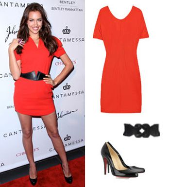 Irina Shayk: copia su look