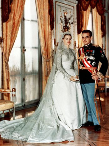 grace kelly: boda real