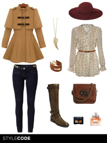 Look de moda country