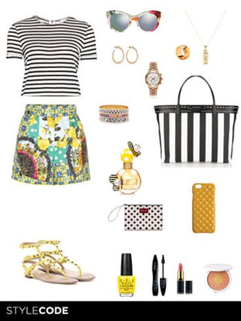 Look mix and match para este verano