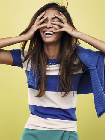 Joan Smalls para Benetton