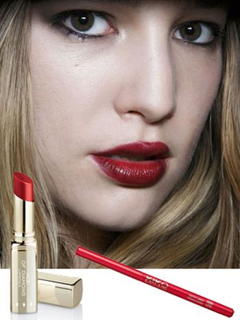 Intense rouge lips, paso a paso