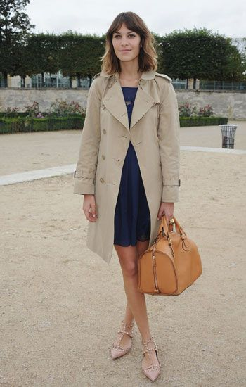 El trench como must indiscutible