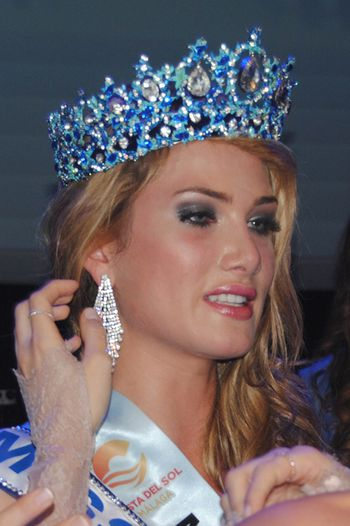 Mireia Lalaguna, Miss World 2015