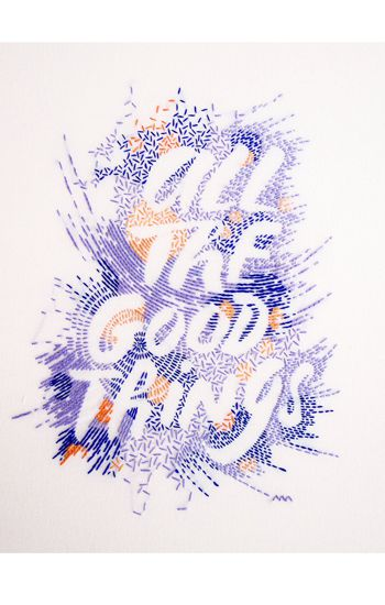 """All the good things"""