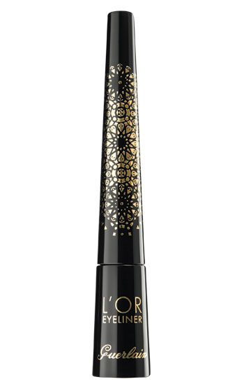 Or Étincelant L'Or Eyeliner