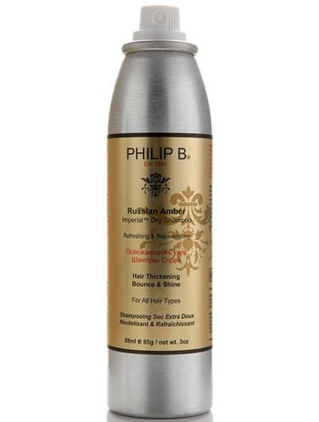 Russian Amber Imperial Line Dry Shampoo, de Philip B.