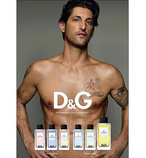 Fragancias D&G