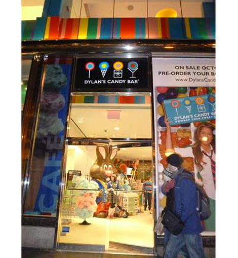 Dylans Candy Bar en NYC