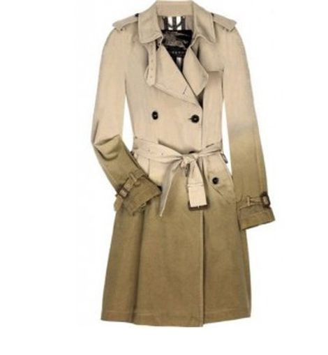 Trench de Burberry Prorsum