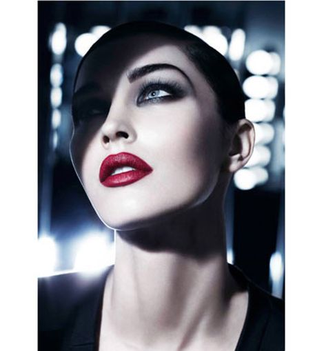 Megan Fox para Armani Make Up
