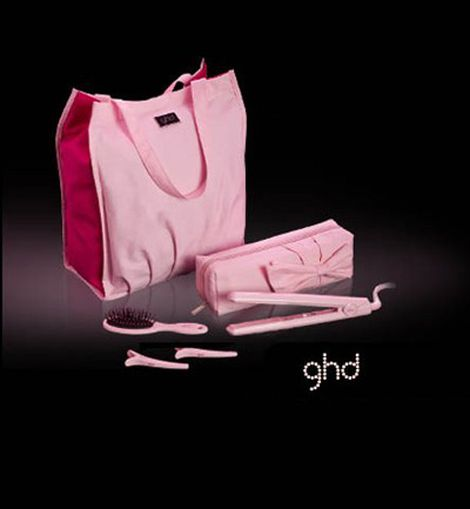 Set Pretty in Pink de Ghd