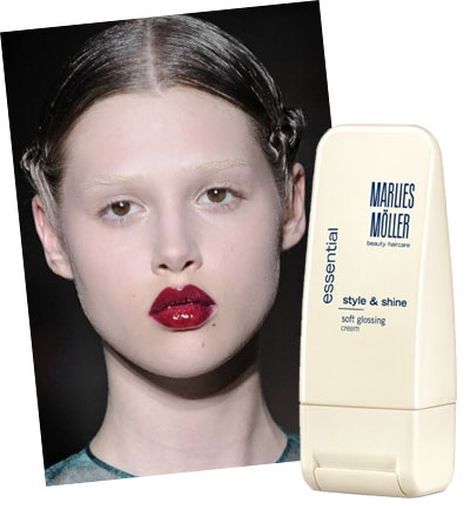 MM Essential Styling Soft Glossing Cream de Marlies Möller