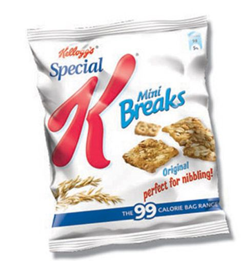 Mini Breaks de Special K
