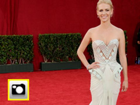 January Jones: copia su estilo