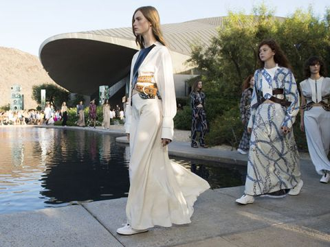 Louis Vuitton Cruise 2015/16, viaje a Palm Springs