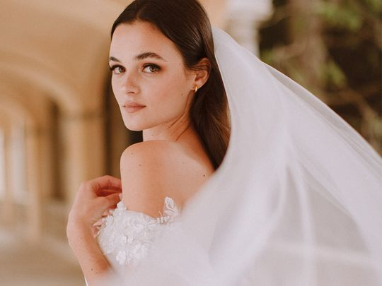 Estos son los vestidos de novia artesanales made in Spain perfectos para una boda civil