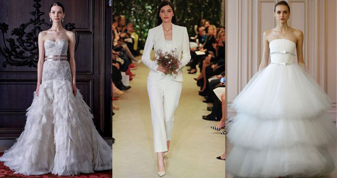 New York Bridal Week: tendencias para novias de 2016 2