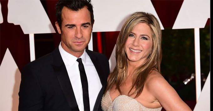 ¡Jennifer Aniston se casa con Justin Theroux!