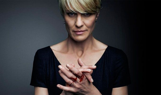 Claire Underwood, el ejemplo del power dressing