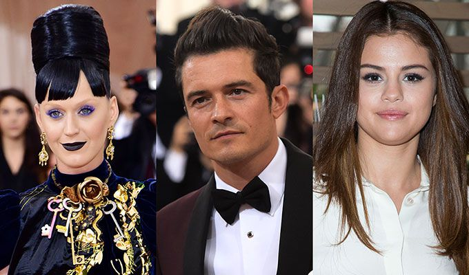 ¿Ha engañado Orlando Bloom a Katy Perry con Selena Gomez?