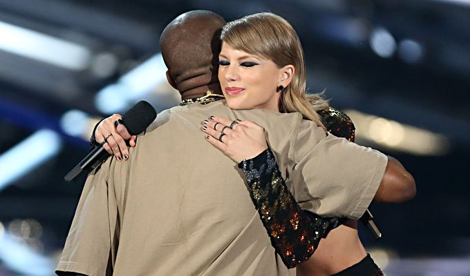 Taylor Swift Kanye West