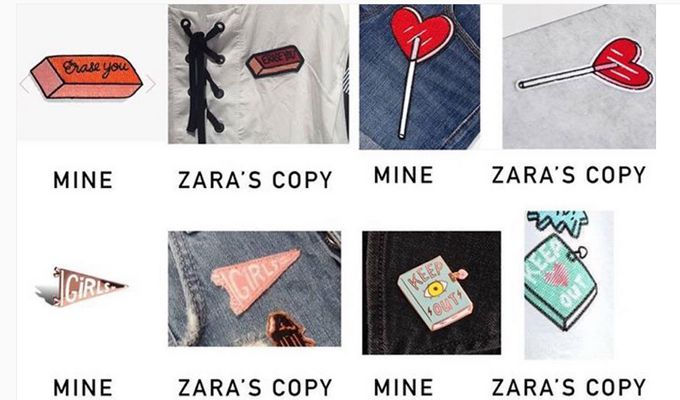 Tuesday Bassen Zara