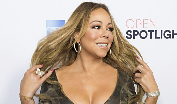 Mariah Carey y la sombra del Photoshop