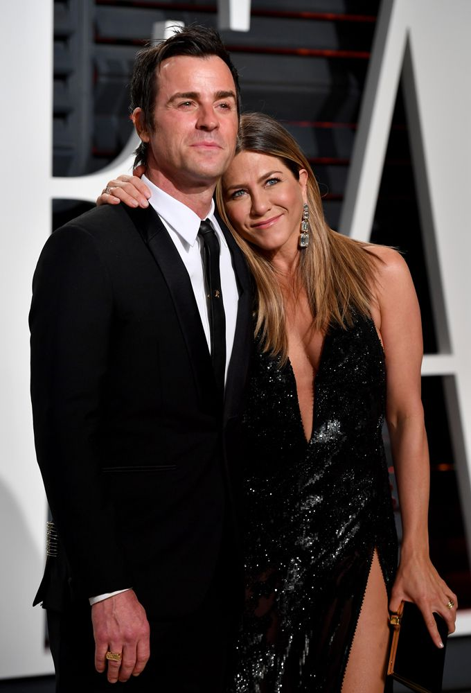 Jennifer Aniston divorcio