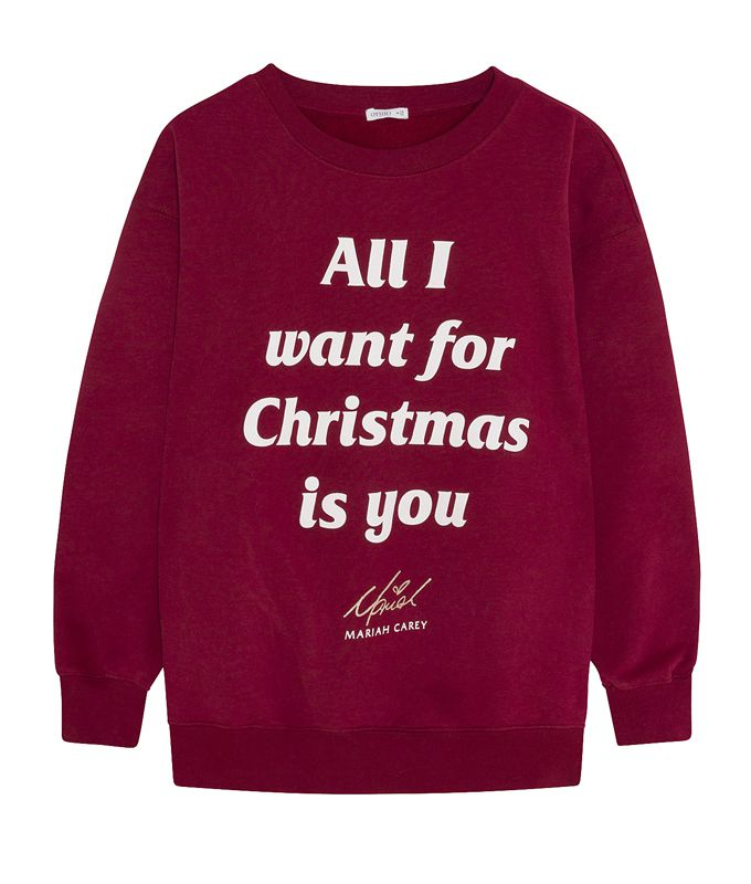 Camiseta Mariah Carey - All I want for Christmas